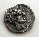 Обол Cilicia Tarsos 389-375 гг до н.э. (25_82) фото 2