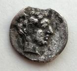 Обол Cilicia Tarsos 389-375 гг до н.э. (25_82) фото 3