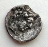 Обол Cilicia Tarsos 389-375 гг до н.э. (25_82) фото 4
