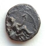 Обол Cilicia Tarsos 380-370 гг до н.э. (25_90) фото 5