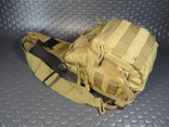 Однолямочник.Однолямочный рюкзак.Койот.Новый photo 2