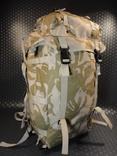 Модульный рюкзак армии Великобритании Bowman Manpack Radio Carrier Desert DPM 45 литров photo 5