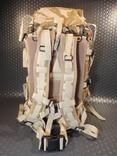 Модульный рюкзак армии Великобритании Bowman Manpack Radio Carrier Desert DPM 45 литров photo 8