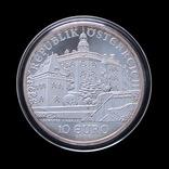 10 Евро 2002 Замок Амбрас, Австрия Proof фото 2