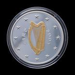 10 Евро 2003 Специальная Олимпиада, Ирландия Позолота фото 2
