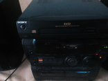 Sony HCD RX 50. Музыкальный центр. photo 2