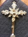 Крест-распятие на рукояти, фото №3
