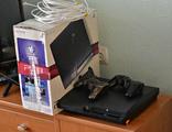 Sony Playstation 3 120GB прошивка rebug 4.82 + 2 джойстика photo 2