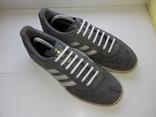 Кросовки Adidas Samba из Натуральной Кожи (Розмір-42\26.) photo 6