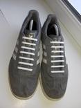 Кросовки Adidas Samba из Натуральной Кожи (Розмір-42\26.) photo 7