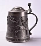 Пивная коллекционная кружка Рыцари Frieling W.Germany