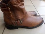 Ботинки Bama из натуральной кожи (размер-42/27) photo 2