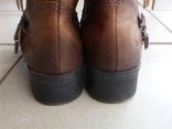 Ботинки Bama из натуральной кожи (размер-42/27) photo 3