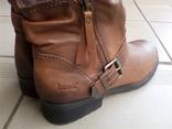 Ботинки Bama из натуральной кожи (размер-42/27) photo 4
