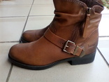 Ботинки Bama из натуральной кожи (размер-42/27) photo 6