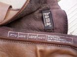 Ботинки Bama из натуральной кожи (размер-42/27) photo 9