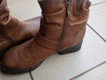 Ботинки Bama из натуральной кожи (размер-42/27) photo 10