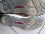 Кроссовки Gallus из натуральной замши (стелька-25) photo 2