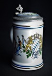Кружка пивная коллекционная Бокал Rastal W.Germany