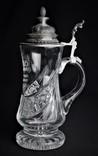 Графин Кружка для вини пива Хрусталь Германия