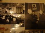 Награждение Наградами Маршалом Якубовским Брежнев и ЦК Украины photo 3