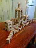 Конструктор дерев'яний. photo 3