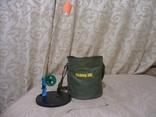 Жерлицы (10 шт. оснащенные) Fishing photo 1
