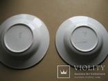 Две тарелки с праздничными датами СССР, фото №9