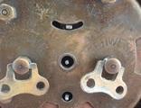 Настольные часы будильник «Г. Мозеръ и К», механизм (LENZKIRON). photo 5