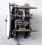 Настольные часы будильник «Г. Мозеръ и К», механизм (LENZKIRON). photo 11