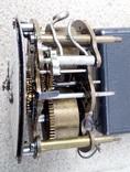 Настольные часы будильник «Г. Мозеръ и К», механизм (LENZKIRON). photo 12