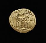 Динар Аль-Мансур 773 год Аббасиды (Арабский халифат) золото 3.73 г photo 1