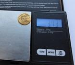 Динар Аль-Мансур 773 год Аббасиды (Арабский халифат) золото 3.73 г photo 3