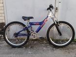 Велосипед 24 (алюм) BELLINI 6-10років,125-155см.