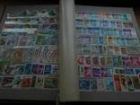 Альбом с марками 820 шт. и 14 блоков 50 - 80х годов. photo 2