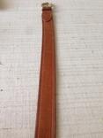 Ремень simpson made in england кожа photo 4