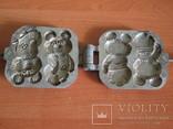 "Форма для печенья"" Олимпийский мишка""., фото №3"