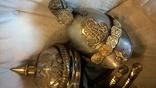 "Пикельхемы - (1813г.), ""пике́льхаубе"", шлем - пикеля, коллекция с 4-х штук. photo 4"