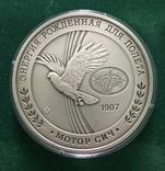 Медаль Моторсич в родном футляре 2014 год, фото №3