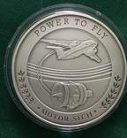 Медаль Моторсич в родном футляре 2014 год, фото №2
