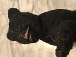 Медведь Деревянный Механический Старый