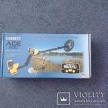 Коробка к Garrett ACE 200 + коробка к Mars Tiger