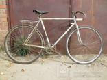 Немецкий спортивный велосипед Bauer 1942 год!!!