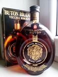 Бренди Vecchia Romagna Buton Brandy Black Label. 0.75л, Италия