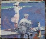 Картина Советская романтика