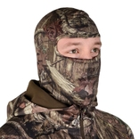 Маска балаклава стрейчевая Mossy Oak Full Spandex Face Mask для охоты