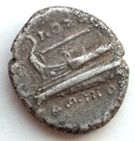 Гемидрахма Bithynia Kios 350-300 гг до н.э. (25_72) фото 5