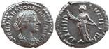 Денарий Lucilla 161-162 гг н.э. (25_6)