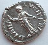 Денарий Lucilla 161-162 гг н.э. (25_6) фото 5