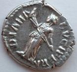 Денарий Lucilla 161-162 гг н.э. (25_6) фото 7